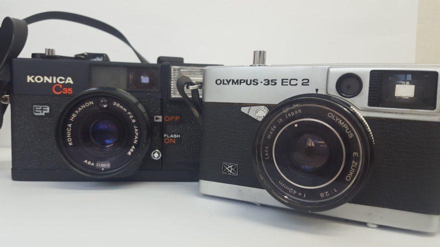 ループオンでお買取したカメラ2台